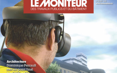 Le Moniteur features Com'in among French startups